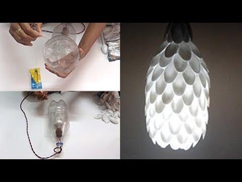 DIY Crafts  How to Make Bedroom Ceiling Light  Tutorials