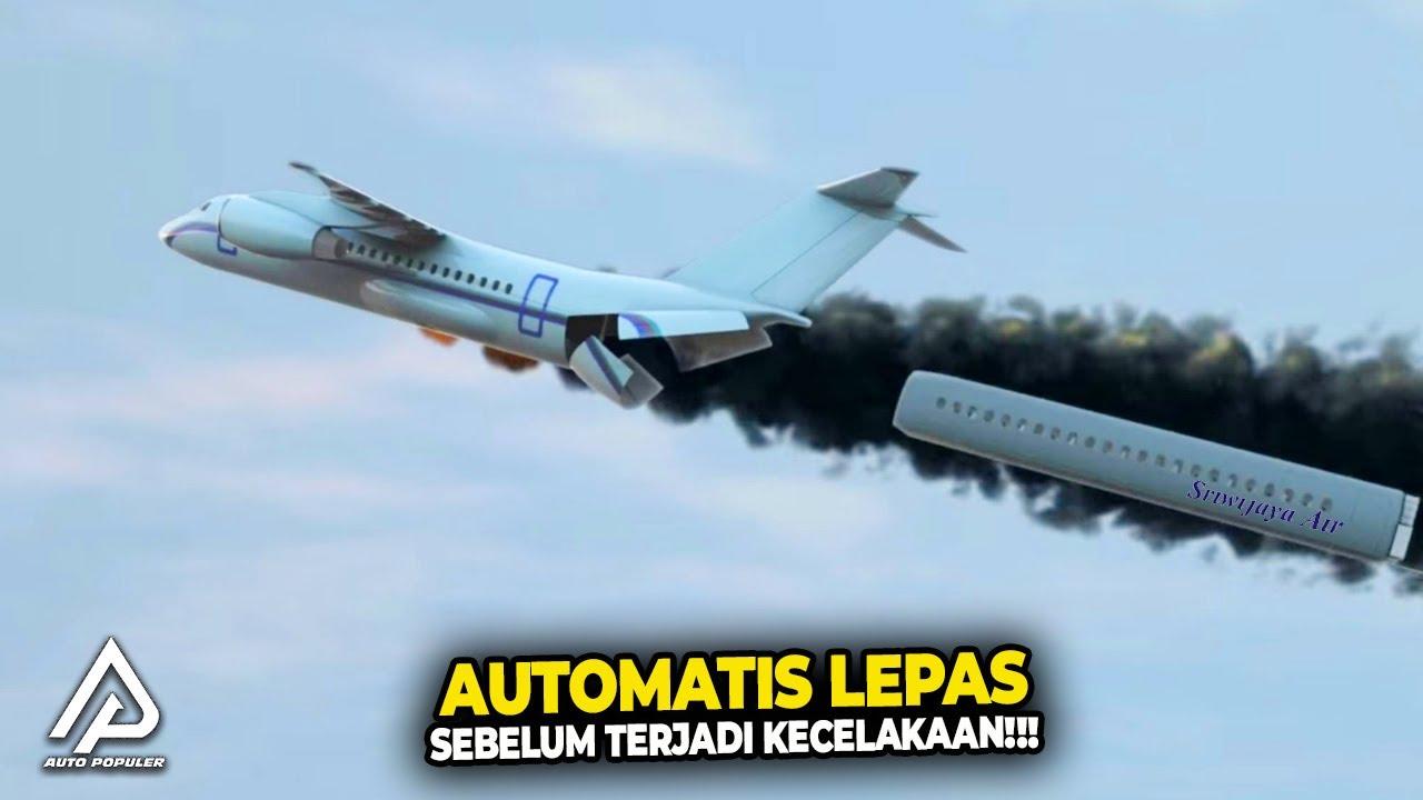 PENUMPANG MAKIN AMAN,! Inilah Inovasi Teknologi Penerbangan yang Berhasil Dibuat
