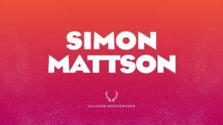 Simon Mattson - Solace (Original Mix )