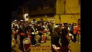 FUSION DE BANDAS-- 188 AÑOS COLEGIO NACIONAL PICHINCHA --2014