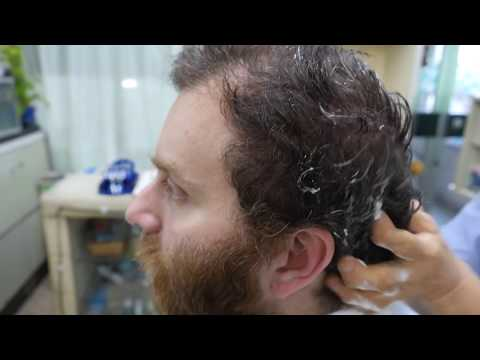 Traditional Japanese Haircut ASMR