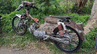 Download Mp3 Evan Satria 104 Ngegas Bebek C70 130cc Mantap Tech