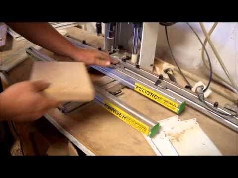Grass Eco Press Drawer Guide Hole Drill