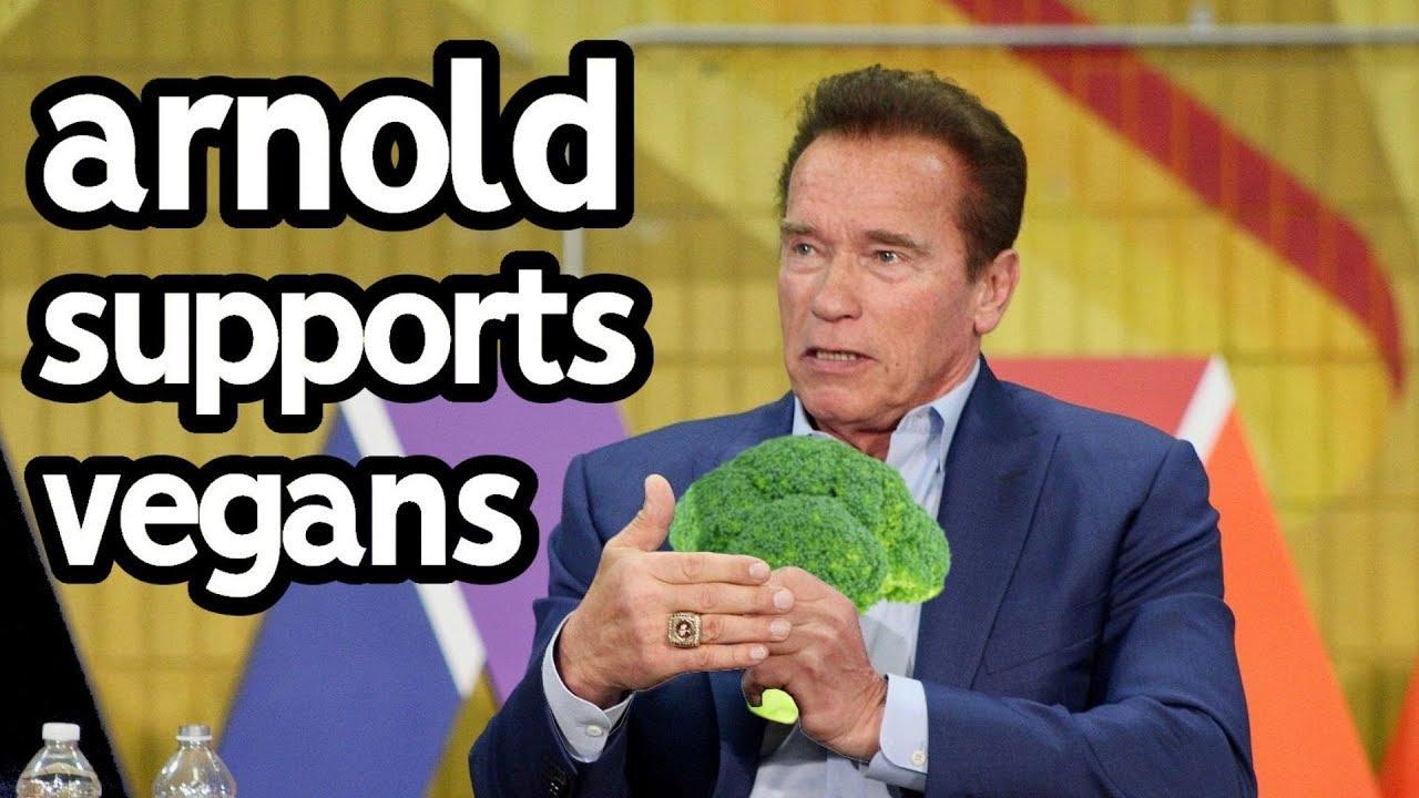 Schwarzenegger Vegan