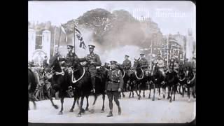Le défilé de la victoire - 14 juillet 1919