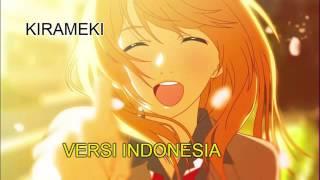 Lagu Jepang - Kirameki Versi Indonesia