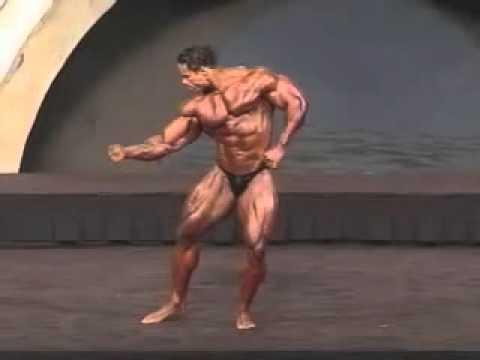 Kevin Levrone - Mr Olympia 2000