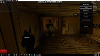 Bendy And The Ink Machine Song Te Devil Swing In ROBLOX