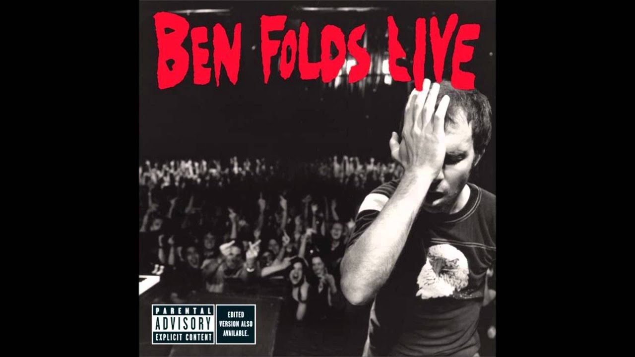 Ben Folds:Learn To Live With What You Are Lyrics ...