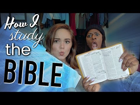 How I Study The Bible! | Make It a Daily Part of Your Life Mp3