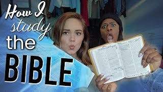 How I Study The Bible! | Make It a Daily Part of Your Life
