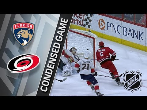 Florida Panthers vs Carolina Hurricanes - Dec. 02, 2017 | Game Highlights | NHL 2017/18. Обзор матча
