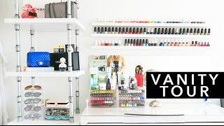 Vanity Tour / Makeup Collection    Sylvia Jade
