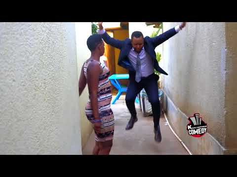 AFRICAN FUNNY DANCE  SEXY GIRL DANCE TO THE GENTLEMAN  Kigali Happiness thumbnail