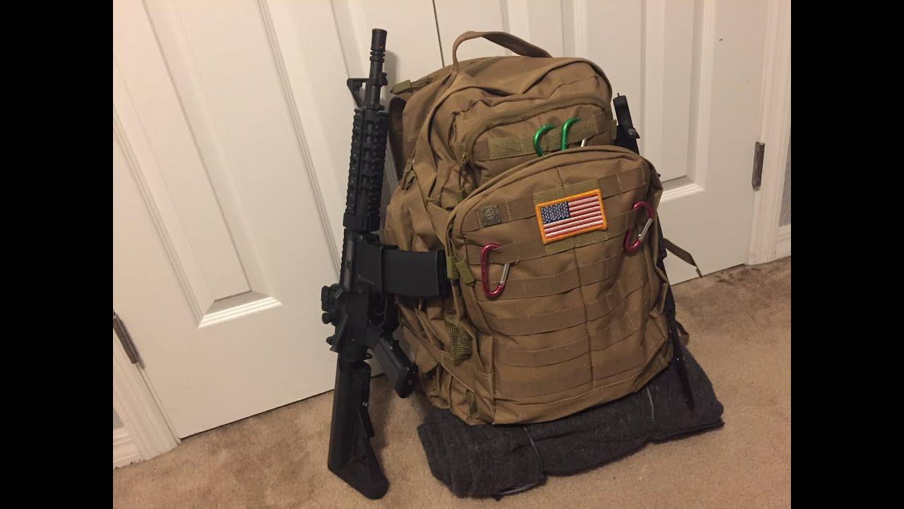 2017 Bugout Bag