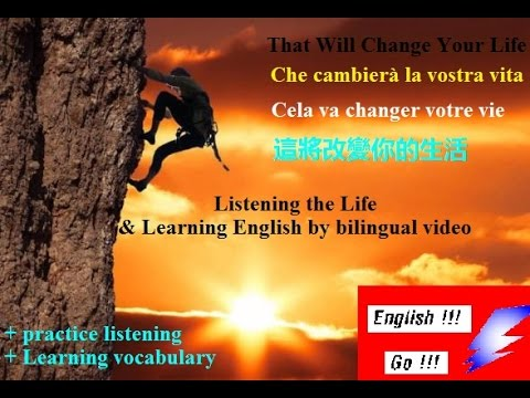 Bilingual video-Learning English online -Your elusive creative genius