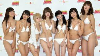ヤングアニマル編集部が主催し、注目の美少女グラビアアイドルがグラン...
