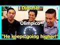 Dimash Kudaibergen & Igor Krutoy - Olimpico   Reaction   Asian Australian   Asians Down Under