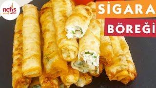 Sigara Böreği - Börek Tarifleri - Nefis Yemek Tarifleri