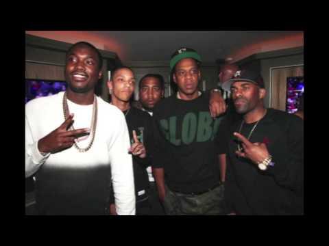 Meek Mill - Lay Up (Remix) ft. Jay-Z, Rick Ross & Trey Songz [Dirty/CDQ] [AUDIO] [HD]