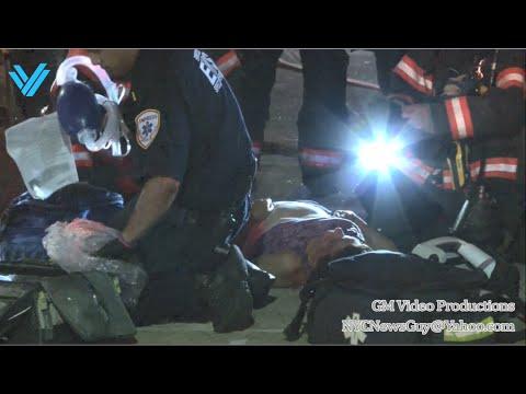 951 McLean Ave 3 Alarm Fire (8/24/16)