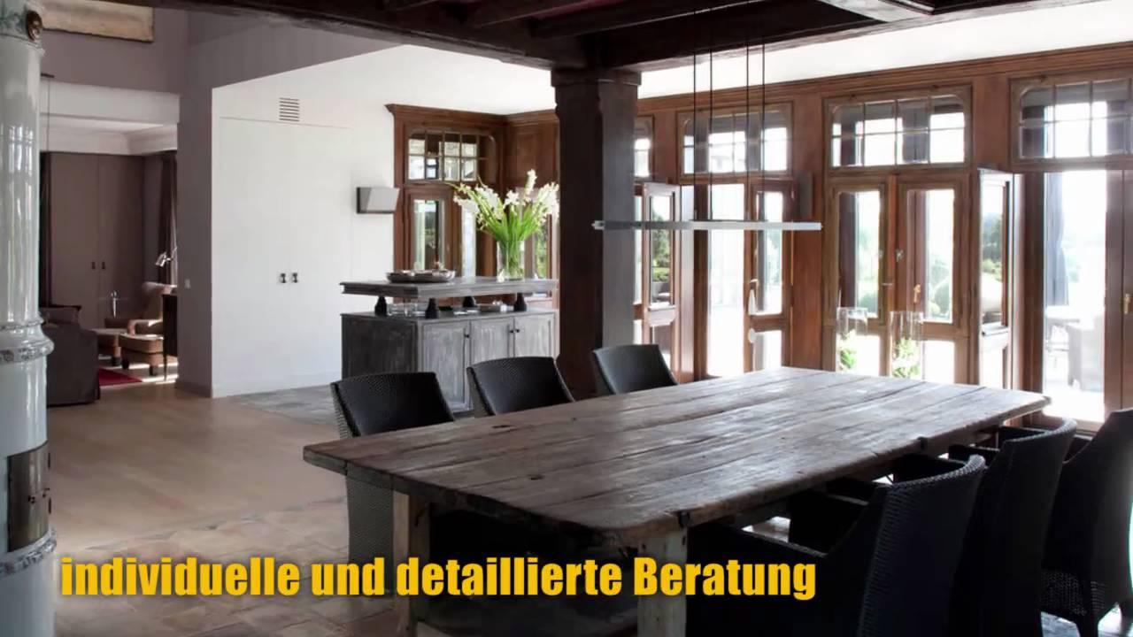 Hochwertige Inneneinrichtung - Tischlerei Sturm - YouTube