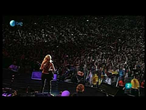 Shakira - Inevitable (Rock in Rio Madrid 2010)