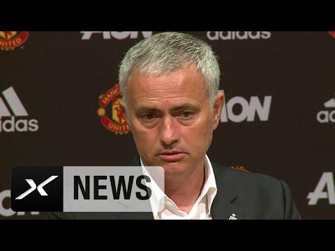 Jose Mourinho genervt von Fragen nach Wayne Rooney   Manchester United - Leicester City