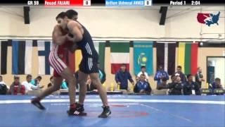 59 KG R16 - Fouad Fajari (MAR) vs Haitham Mahmoud Ahmed (EGY)