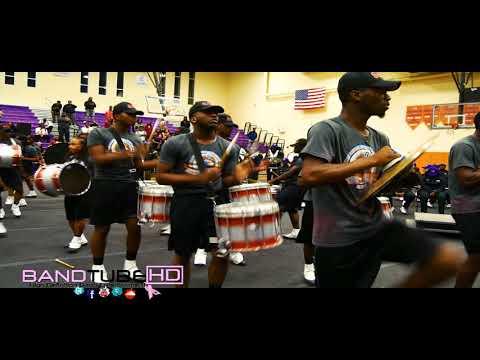 "Savannah State vs. Edward Waters | ""SSU Krush Groove vs. EWC Assassin'z"" Gym Battle (2017)"