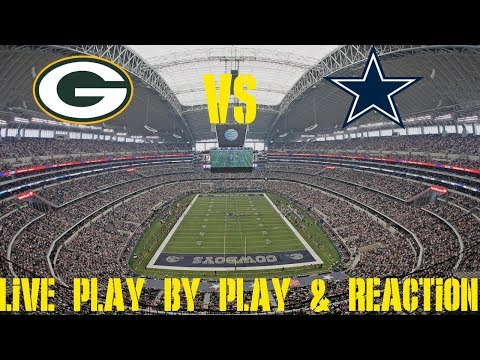 Packers Vs Cowboys Live Play By Play & Reaction