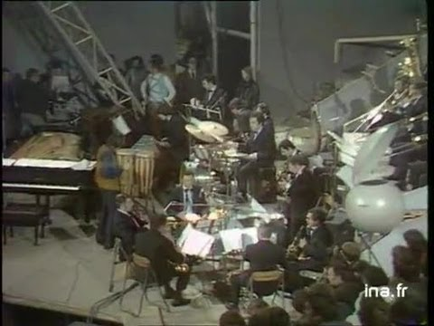 "Orchestre de Michel COLOMBIER ""Aquarius"""