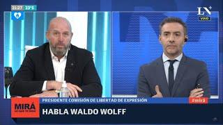 Waldo Wolff: