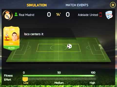 Fifa 15 slots simulator