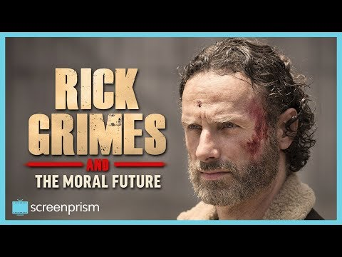 The Walking Dead Characters: Rick and the Moral Future