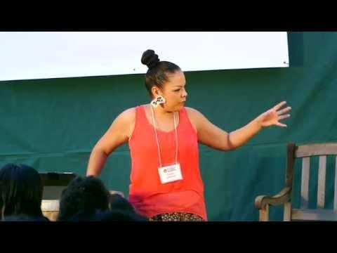 Crystal Lameman; Beaver Lake Cree Nation, Treaty 6 -- Protecting Mother Earth
