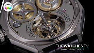 Before presenting you the FB1 Marine Chronometer tourbillon watch b...