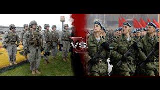 US Army vs Russian Army Documentary 2015