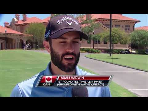 Canadians at The Players Championship in 2018 | Golf Talk Canada