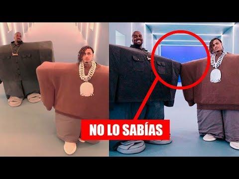 5 COSAS que NO SABÍAS sobre I LOVE IT - Kanye West ft. Lil Pump (Official Music Video)   BRAYAN TRAP