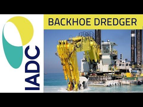 Dredging: Backhoe Dredgers