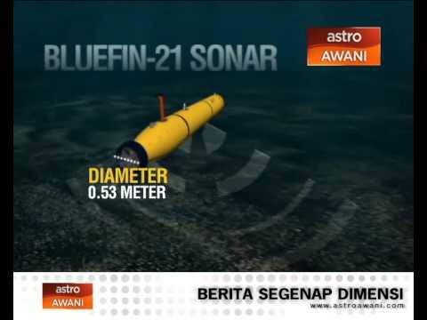 How Bluefin-21 works underwater