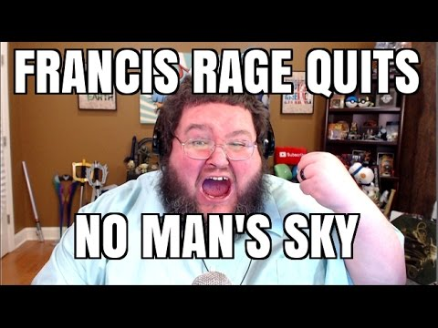 FRANCIS HATES NO MAN'S SKY