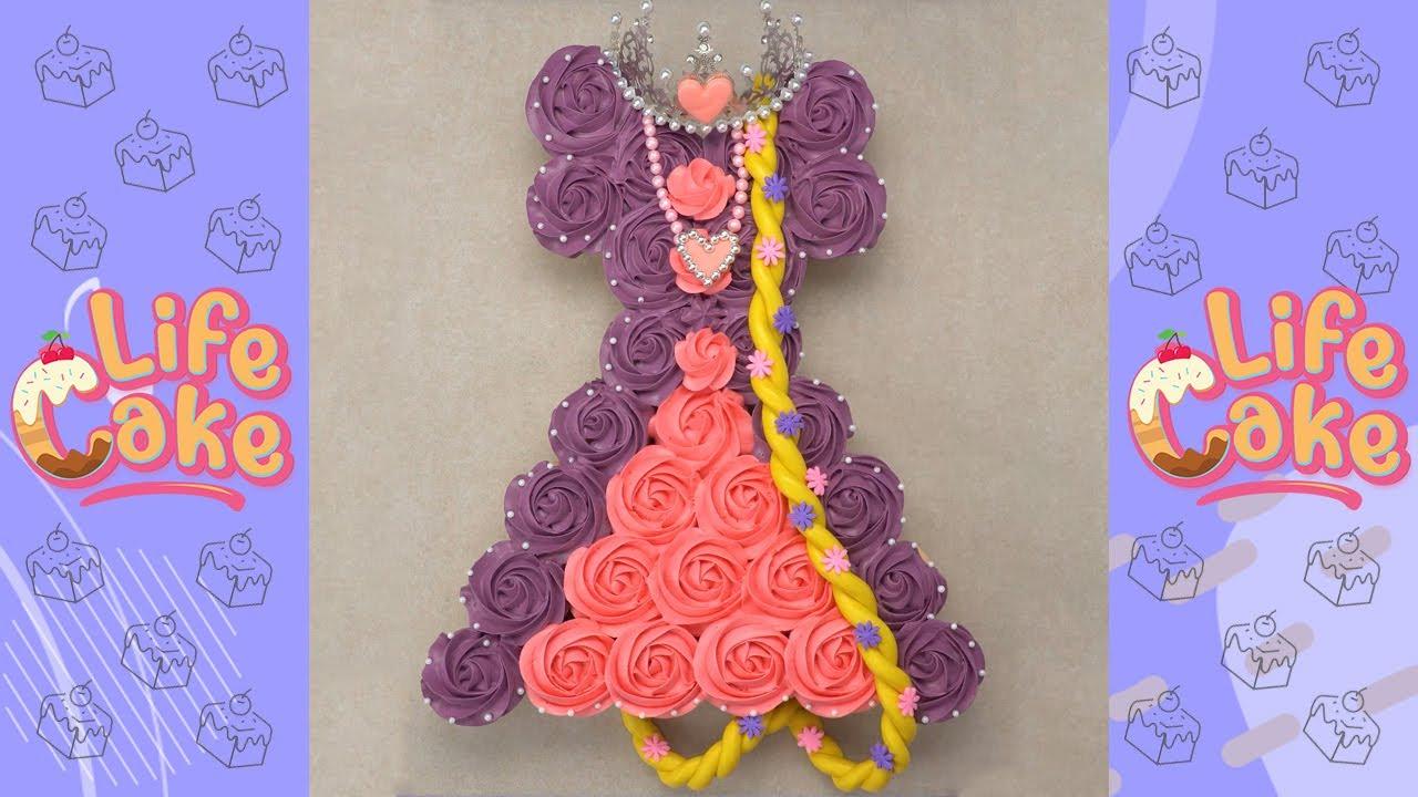 Coolest Cupcake Decorating Ideas🌈#Shorts #Short