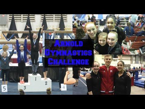 Arnold Gymnastics Challenge 2016~ Level 9 Gymnastics