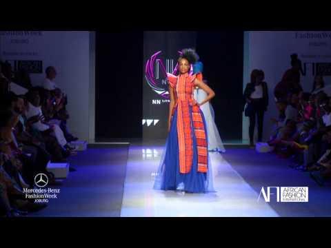 NN VINTAGE - AFI Mercedes Benz Fashion Week JoBurg 2015
