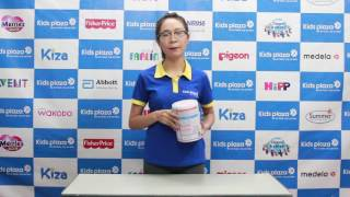 Giới thiệu và hướng dẫn pha sữa bột Meiji Infant số 0 dành cho các bé từ 0-1 tuổi