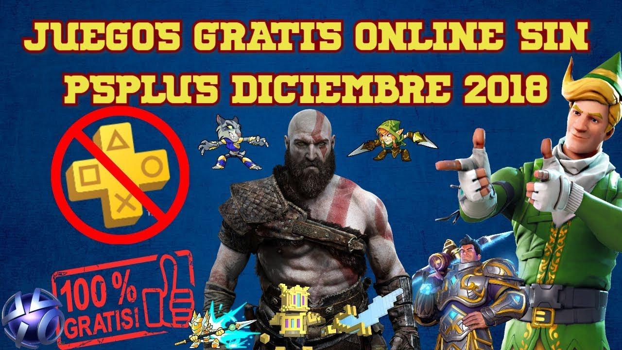 Top 10 Los Mejores Juegos Gratis En Ps4 Sin Plus Diciembre 2018