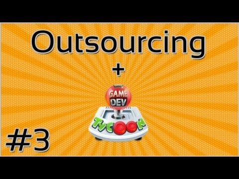 Outsourcing + Game Dev Tycoon #3 = Executive Decisions
