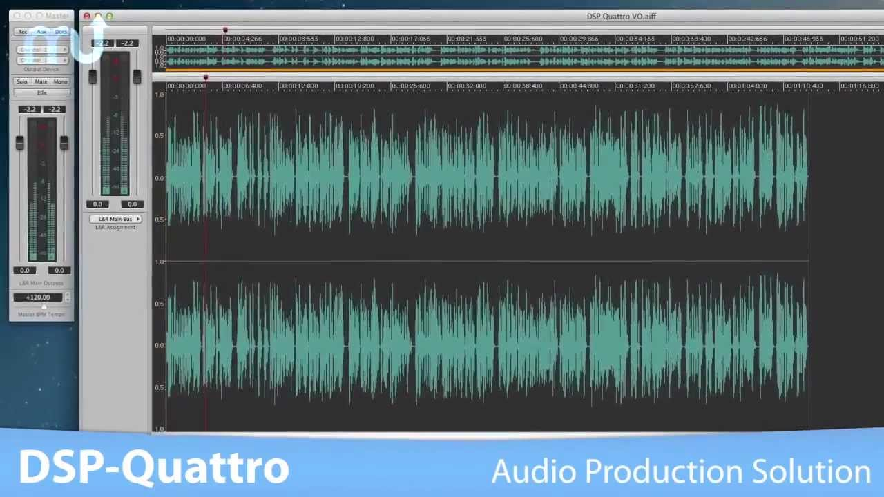 The All-in-One Audio Mastering Software: DSP-Quattro 4   StackSocial